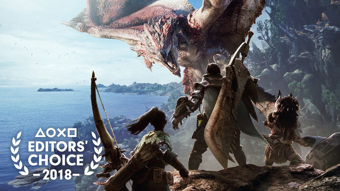 Elección del Editor: Por Qué Monster Hunter World es uno de los Mejores Juegos de 2018