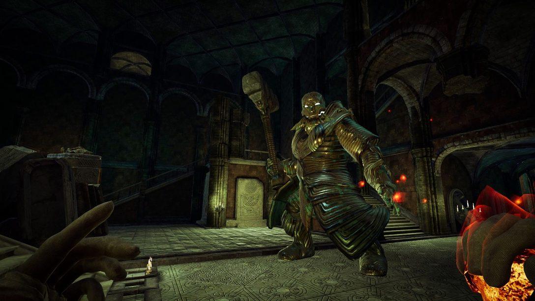The Mage's Tale Lanza un Hechizo Sobre PS VR Hoy