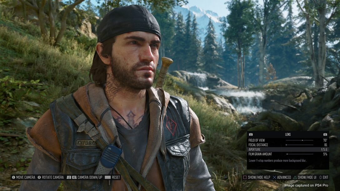 Days Gone Incluirá Modo Foto