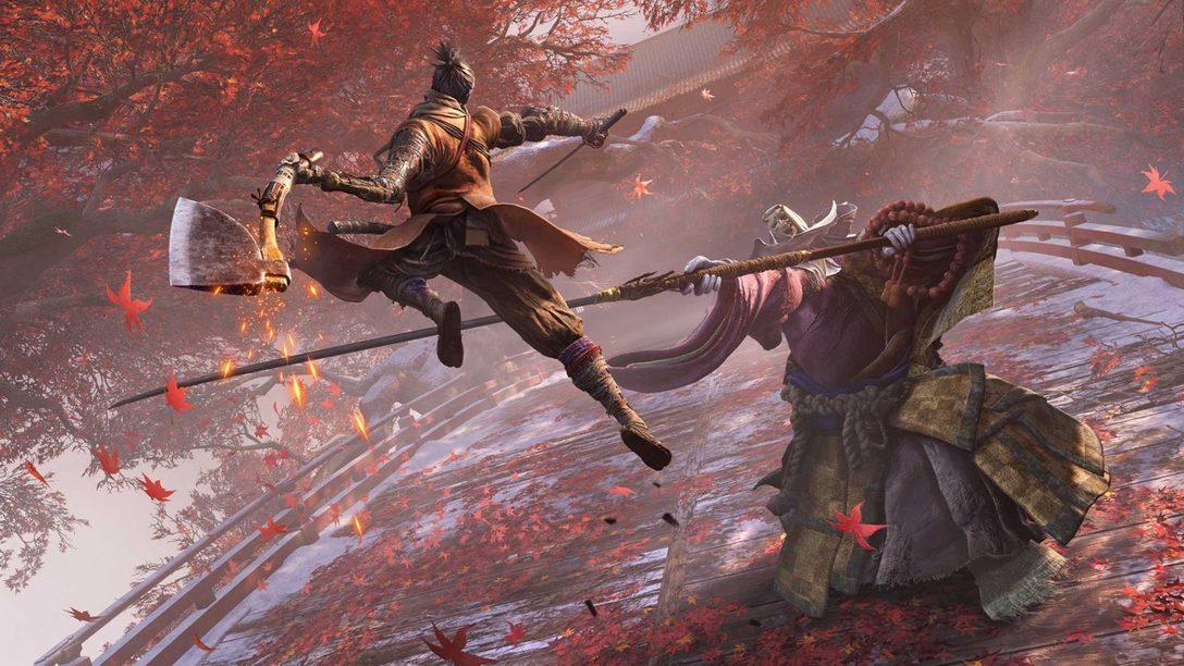 Consejos de Sekiro: Shadows Die Twice para Veteranos de Dark Souls y Bloodborne