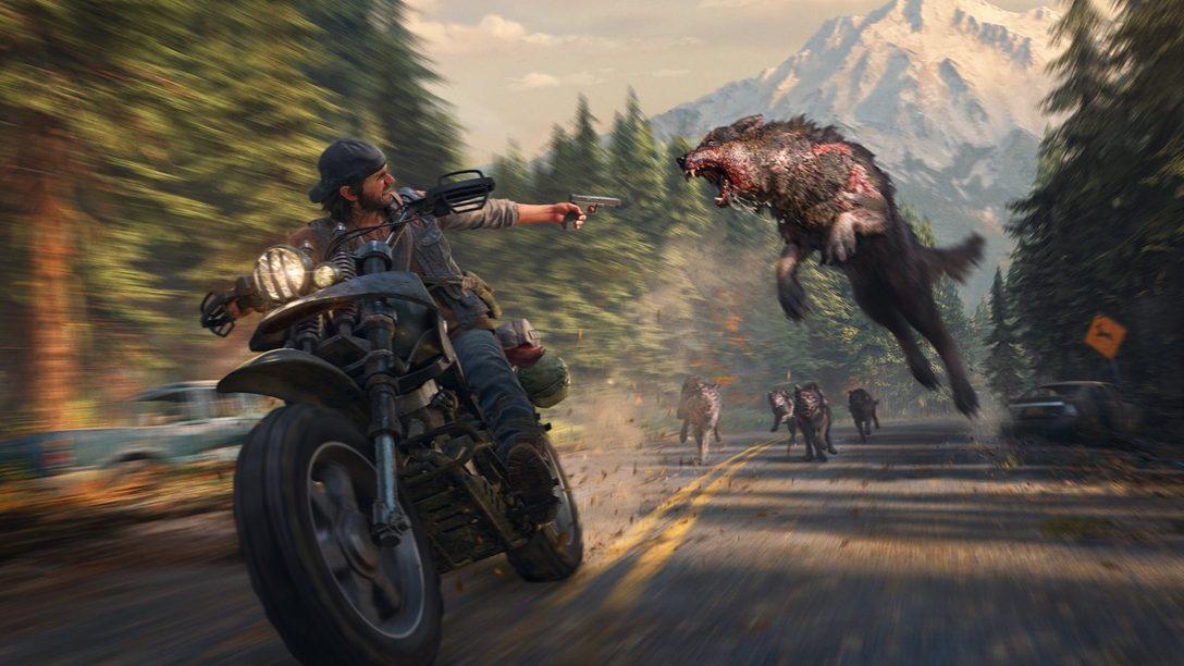 DLC Gratuito de Days Gone Se Lanzará en Junio