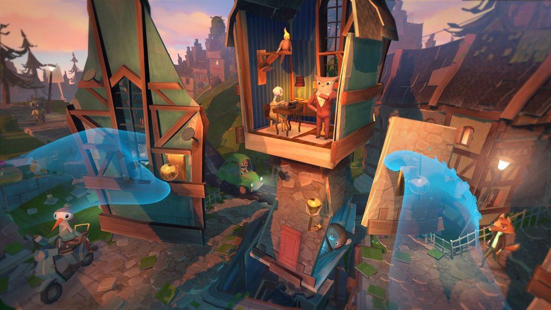 The Drop: Nuevos Juegos de PlayStation para el 16 de abril de 2019