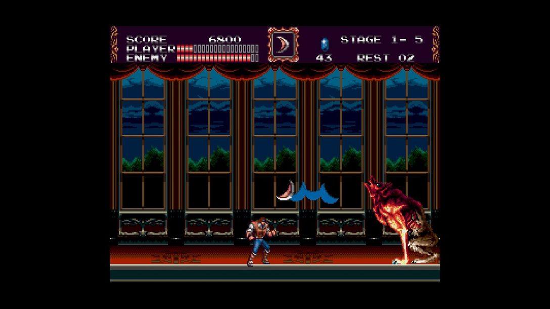 Konami Confirma que Las Versiones Japonesas Llegarán a Castlevania Anniversary Collection