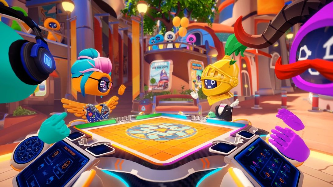 Mini-Mech Mayhem se Lanza Mañana en PS VR