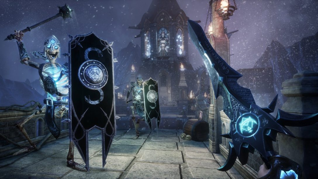 La Fantasía Oscura de Witching Tower VR Encantará a PS VR