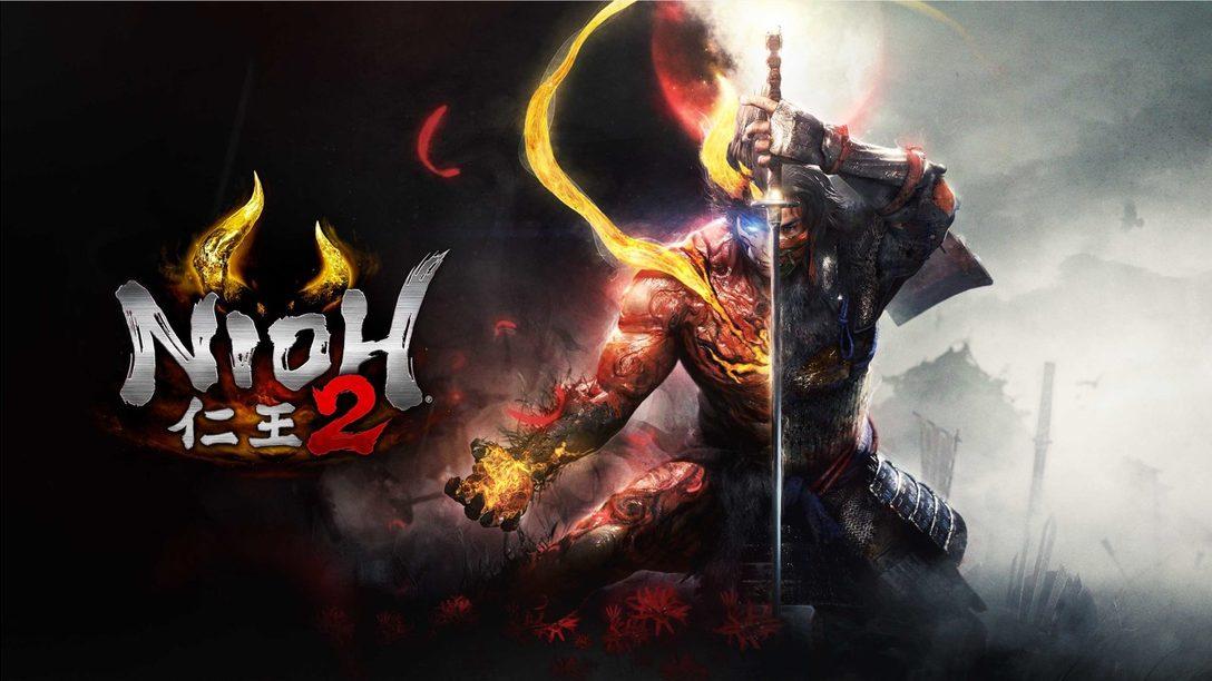 Nuevas Imágenes de Nioh 2 Desatan el Demonio Interior