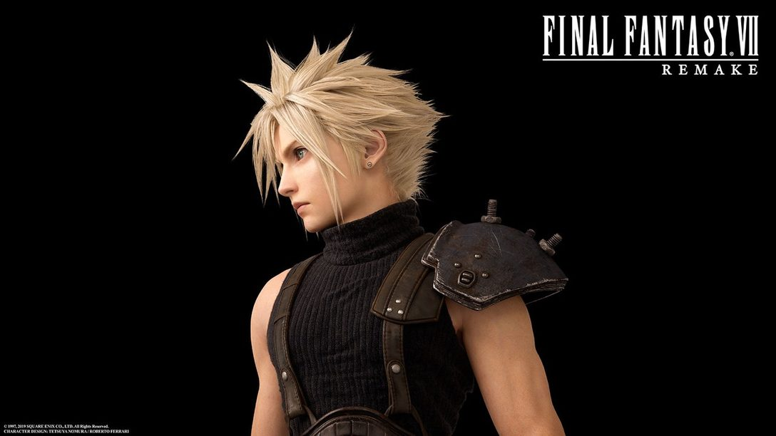 11 Cosas que Aprendimos de Final Fantasy VII Remake en Gamescom