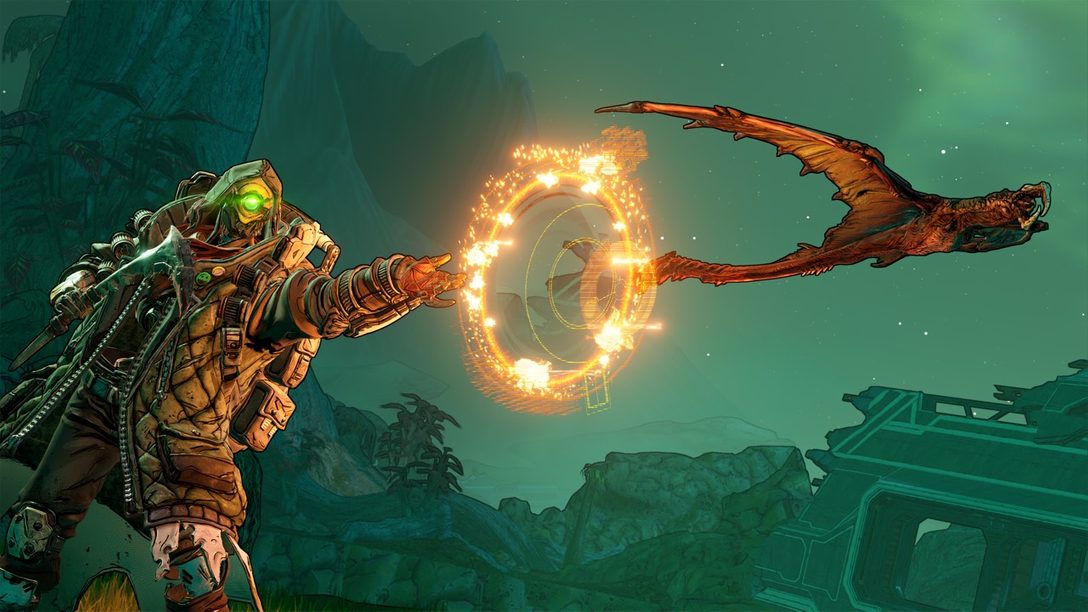 Ocho Irresistibles Mejoras al Gameplay en Borderlands 3