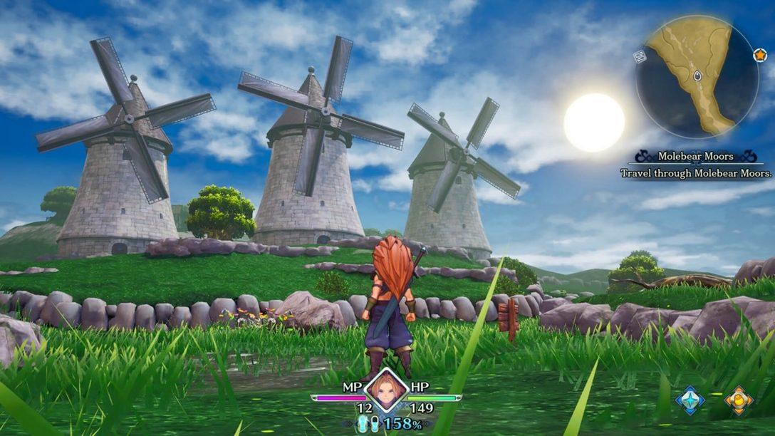 Así es Como Trials of Mana Reinventa un RPG Clásico que Nunca han Jugado