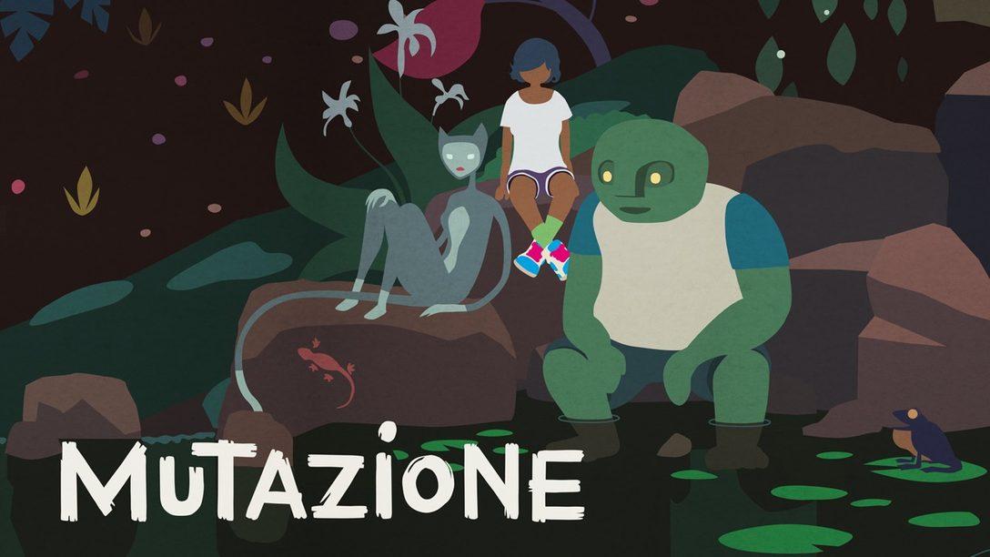 La Telenovela Mutante, Mutazione, Cuenta la Historia de Lo que Significa Vivir Juntos. ¡Ya Disponible!