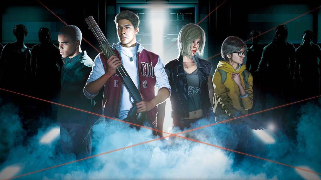 Probamos Resident Evil: Project Resistance en Tokyo Game Show