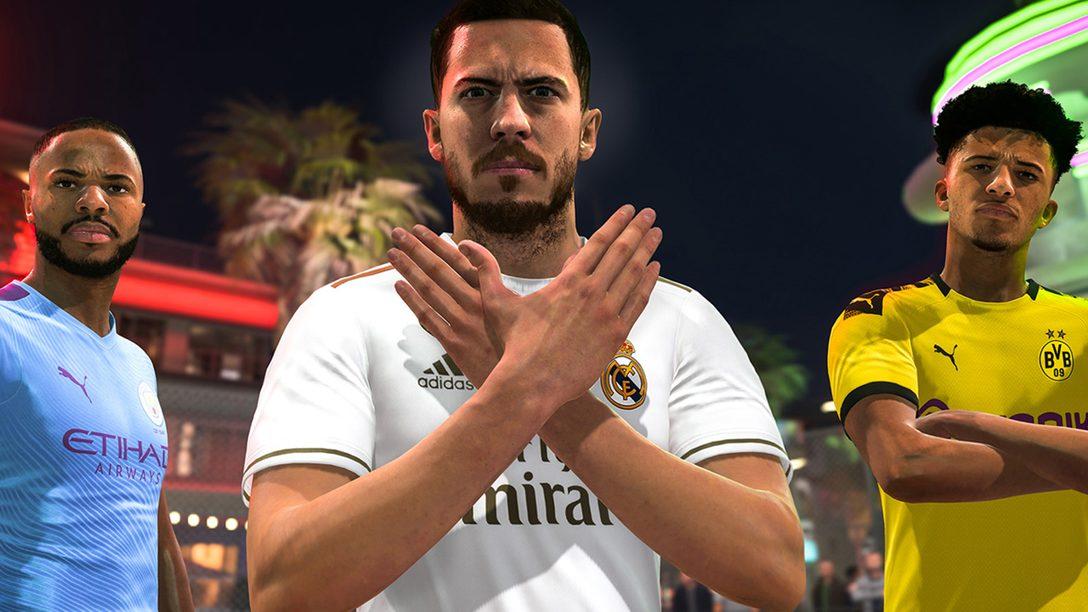 FIFA 20 Trae el Nuevo Volta Football, ¡Ya Disponible!