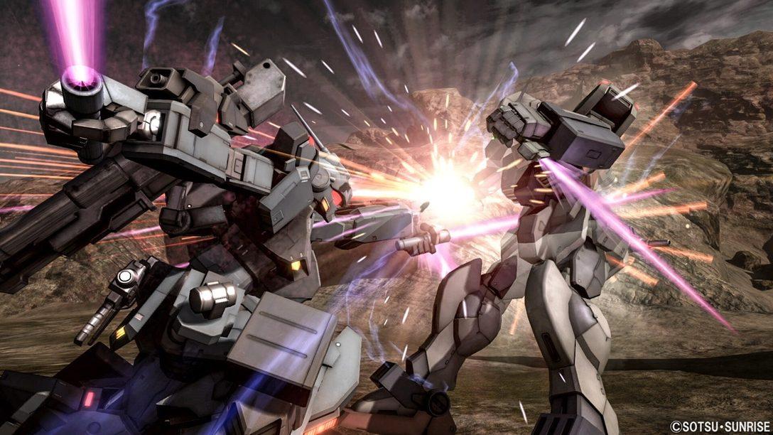 Pónganse el Uniforme para Intensas Batallas en Mobile Suit Gundam Battle Operation 2, que se Lanza Mañana