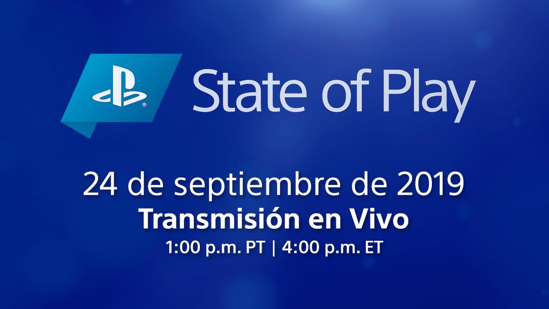 State of Play se Transmitirá este Martes a la 1:00 PM Hora del Pacífico