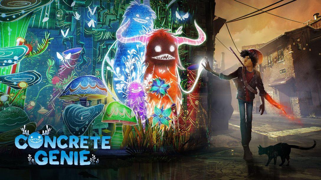 The Drop: Nuevos Juegos de PlayStation para el 8 de octubre de 2019