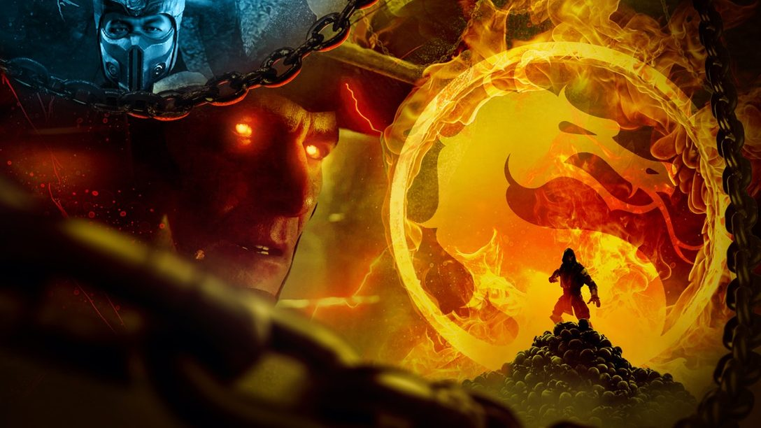 Así es como Bosslogic creó el Nuevo Tema Gratuito de Mortal Kombat 11 para PS4