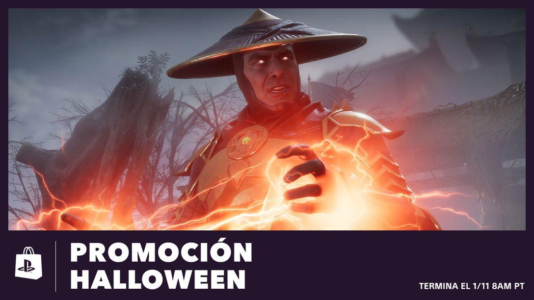 Precios Reducidos en PS Store Durante la Promoción Halloween