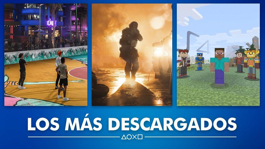 Esto fue lo más Descargado de PlayStation Store en Noviembre