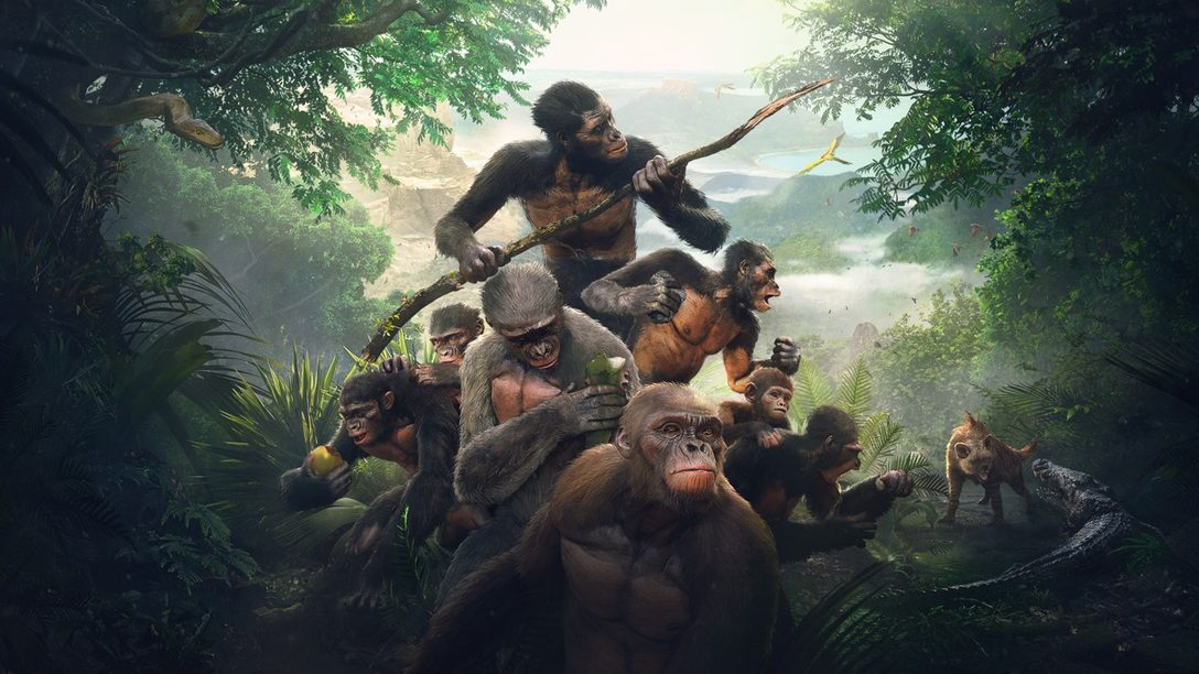 Ancestors: The Humankind Odyssey se Estrena Hoy en PS4