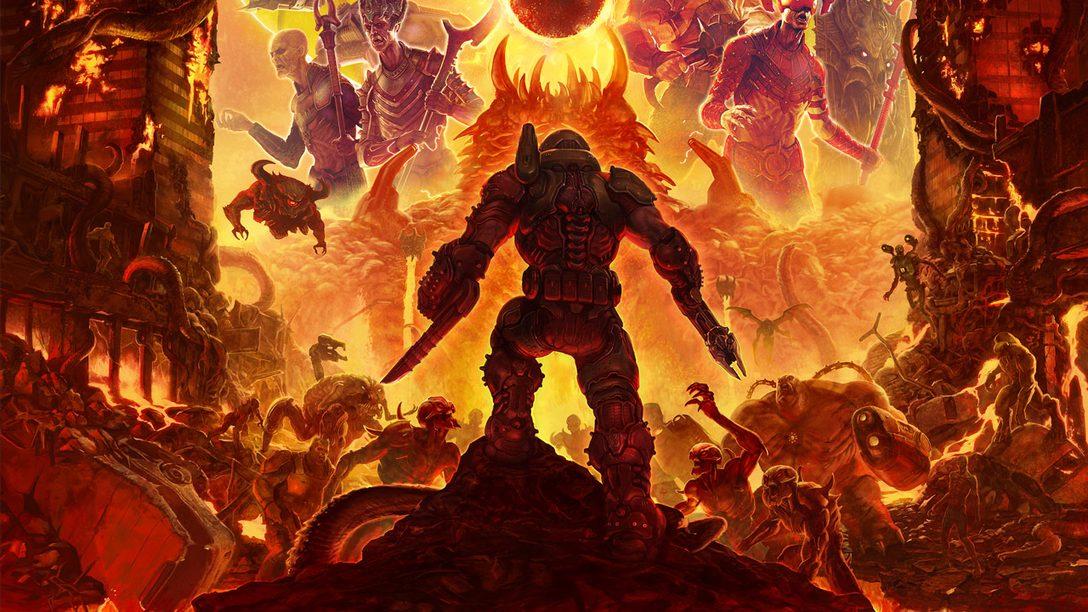 Así es como Doom Eternal Apunta a ser Una Mayor y Mejor Secuela