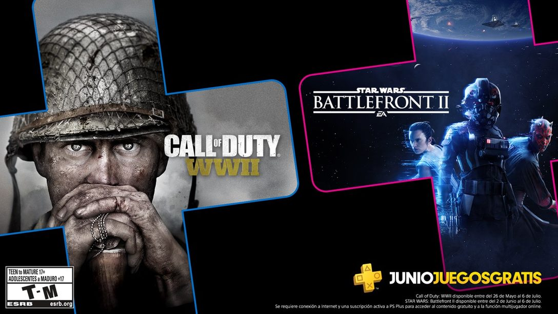 Star Wars: Battlefront II y Call of Duty: WWII son los Juegos de ...