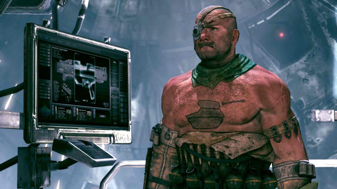 Teste de Rage no PS3: A Morte do Mundo