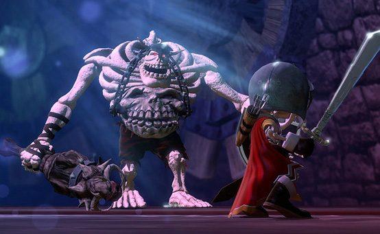 Medieval Moves: Deadmund's Quest Está Concluído