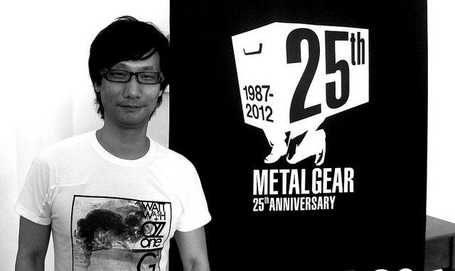 Hideo Kojima Fala Sobre os 25 Anos de Metal Gear