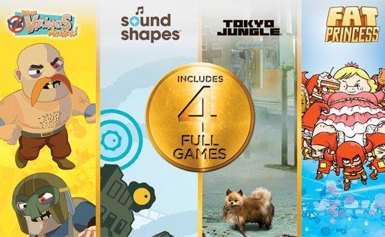 Best of PlayStation Network, Vol. 1 Anunciado para PS3