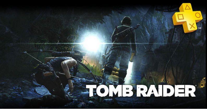 PlayStation Plus em Março: Tomb Raider, Dead Nation: Apocalypse Edition e muito mais!