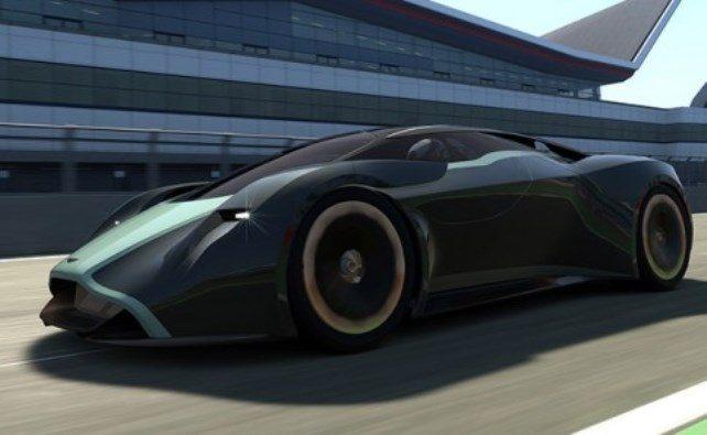 Gran Turismo 6:  Aston Martin DP-100 e Nissan Concept 2020 são revelados