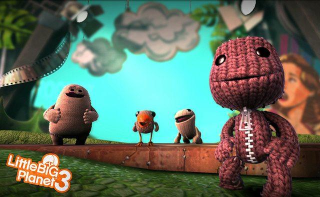 [ATUALIZADO] Pré-venda de LittleBigPlanet 3 começa hoje