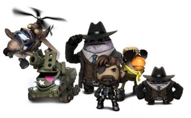 LittleBigPlanet 3: Trajes de MGS e The Order: 1886 a caminho