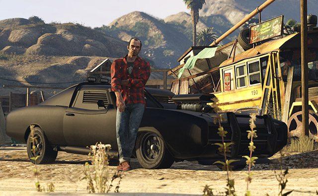Detalhes do conteúdo exclusivo para jogadores retornando ao GTA V