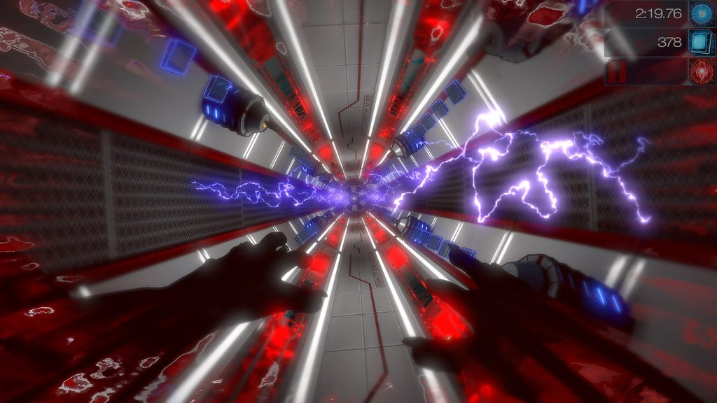 Infinity Runner chega ao PS4 em 22 de abril!