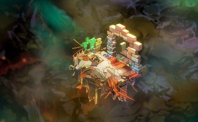Bastion zarpa para PS4 em 07 de abril!