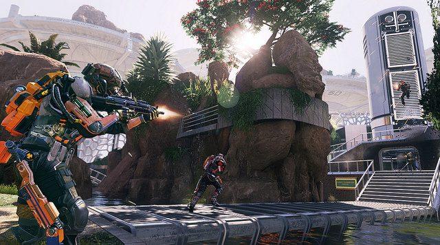 Call of Duty: Advanced Warfare Ascendance Chega Hoje ao PS4 e PS3