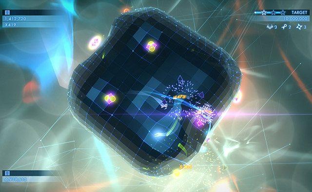 Criando um novo inimigo no Geometry Wars 3: Dimensions Evolved