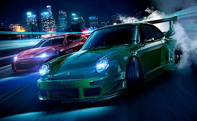 Need for Speed volta ao PS4 nesta primavera