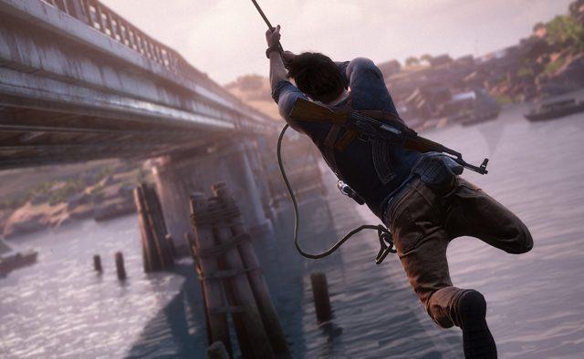 Uncharted 4: Por Dentro da Demo da E3