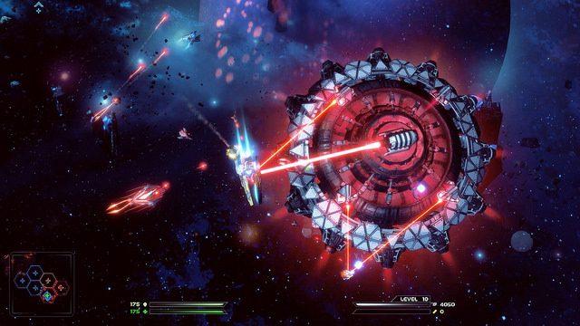 Dead Star: Loucura Espacial Multiplayer no PS4