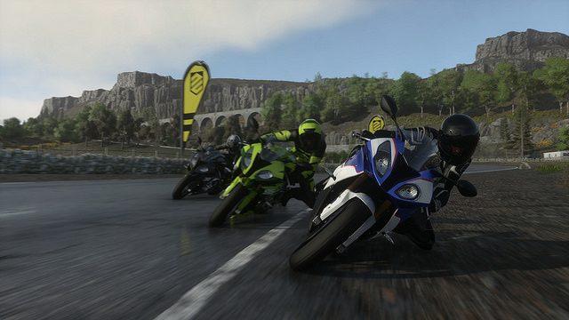Driveclub Bikes Chega Hoje à PlayStation Store