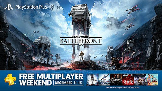 Multiplayer Online de Graça para todos os Jogadores de PS4 nesse Fim de Semana