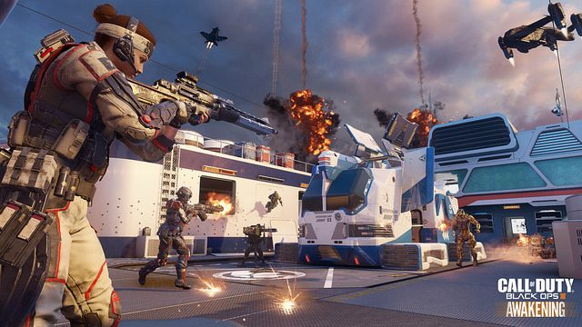 Guia completo do DLC Awakening para Call of Duty: Black Ops 3