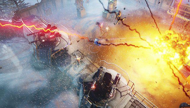 Defenda a Terra em Alienation, Disponível Hoje no PS4