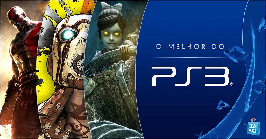PS Store Apresenta O Melhor do PS3