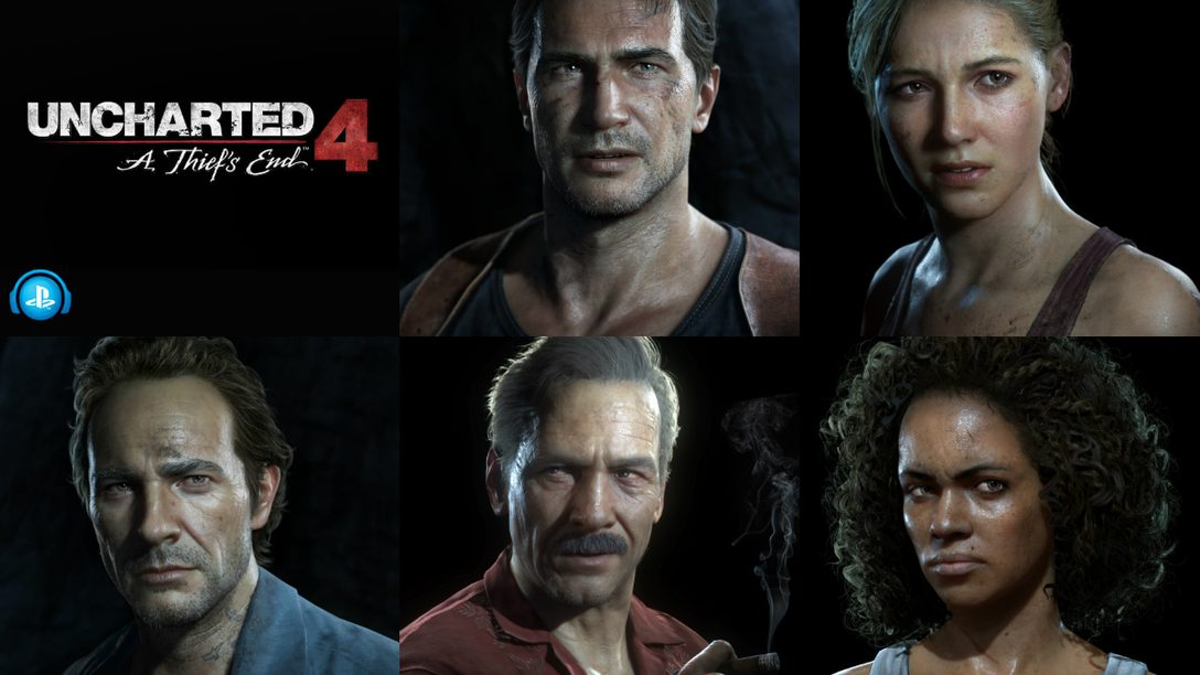 Naughty Dog Seleciona Playlists para Uncharted 4