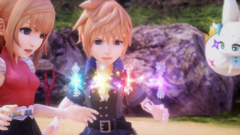 World of Final Fantasy Chega ao PS4 e PS Vita em 25 /10, Veja o Novo Trailer