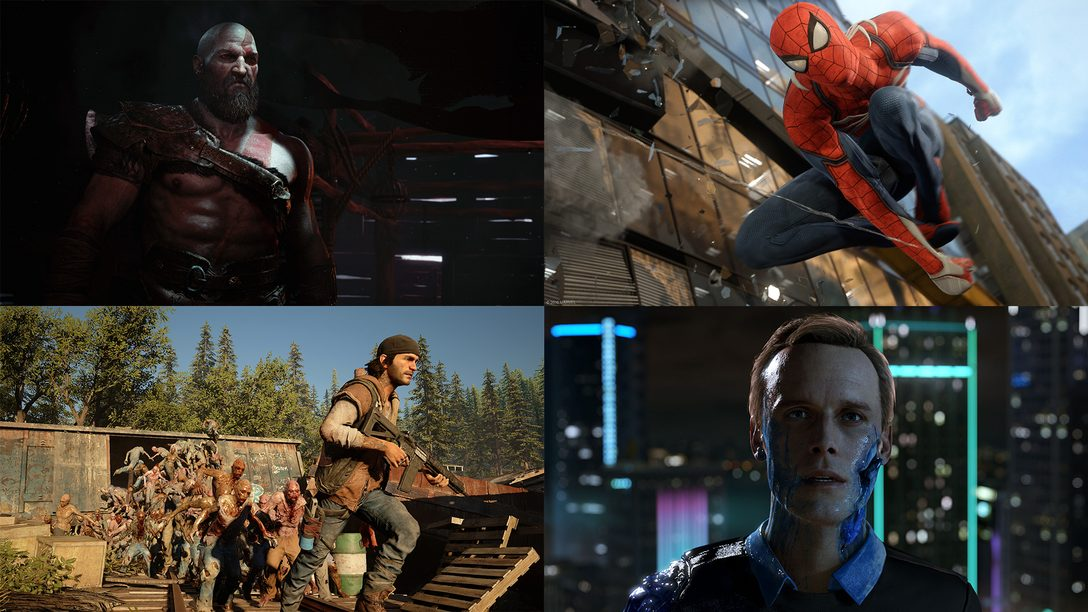 Resumo da Coletiva de Imprensa de PlayStation na E3 2016