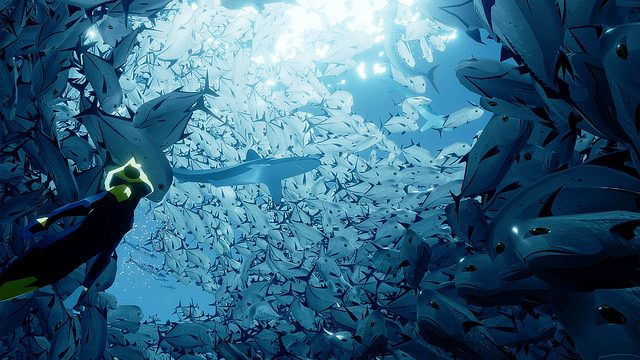 Abzu Mergulha nas Profundezas do Oceano Hoje no PS4